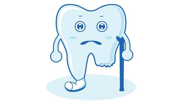 Κάταγμα ή εκγόμφωση δοντιού, τι πρέπει να κάνετε.